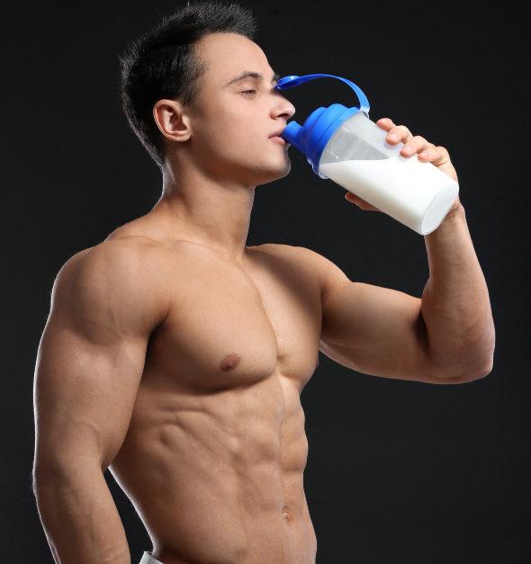 Suero de leche aislado