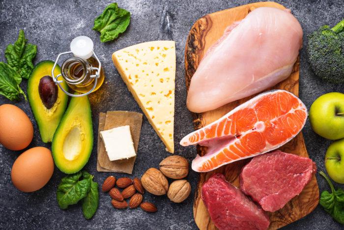 Alimentos que contienen L-lisina