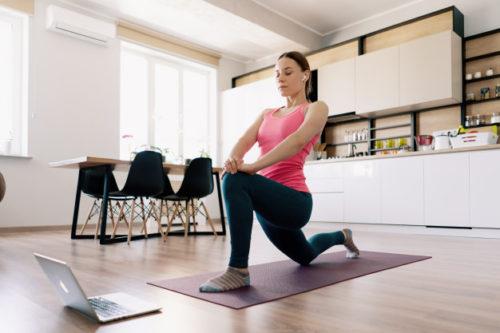 mantener la actividad física para mantener el peso