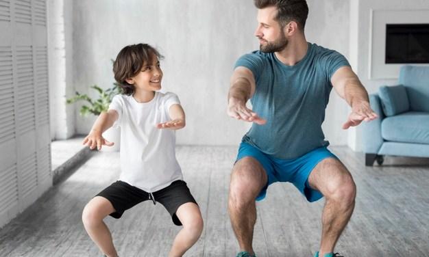 Reincorporándonos a la actividad física