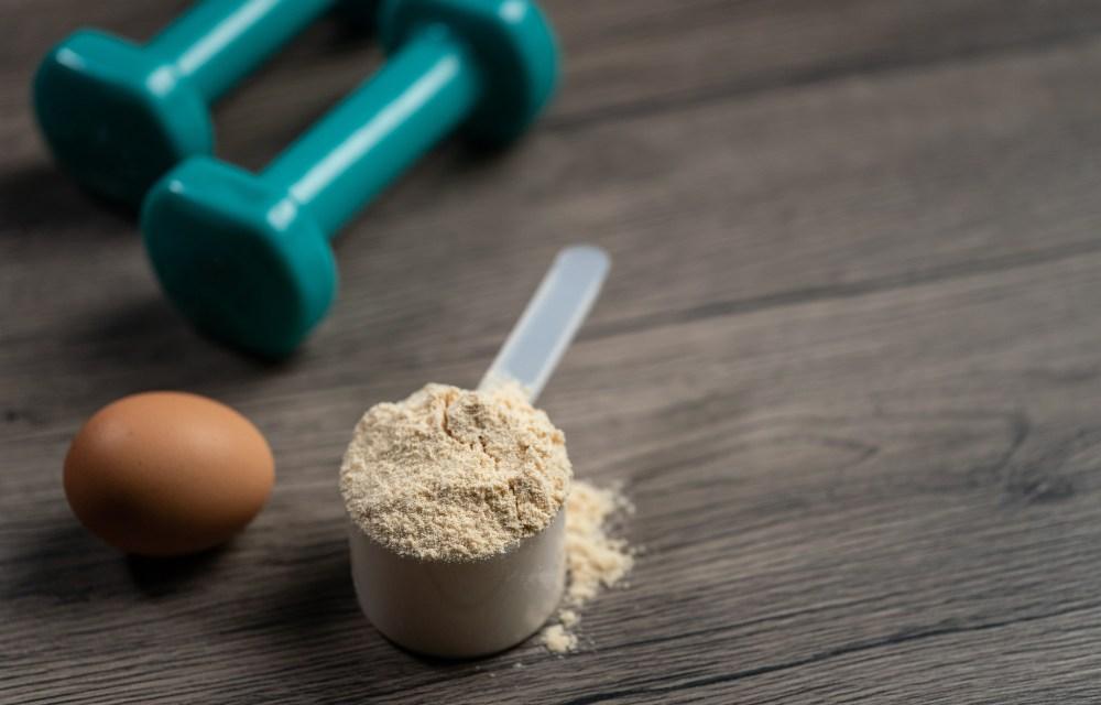 Proteína de huevo, nutrientes e importancia en el deporte