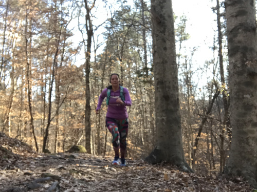 Running at Umstead