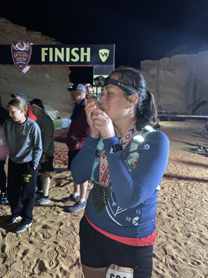 Antelope Canyon Finisher