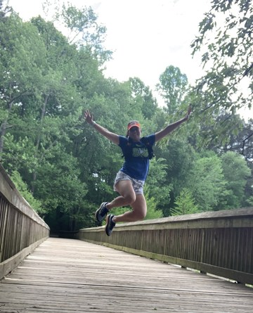 Endure Strong Jump