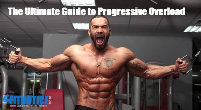 principle of progressive overload