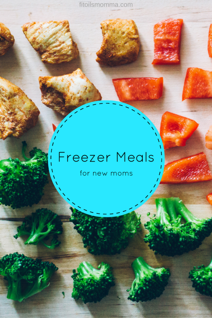 postpartum freezer meals