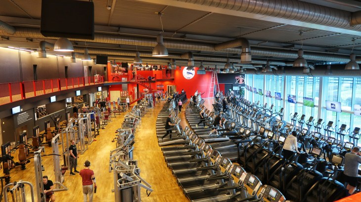 World Class gym in Reykjavik in Iceland-01