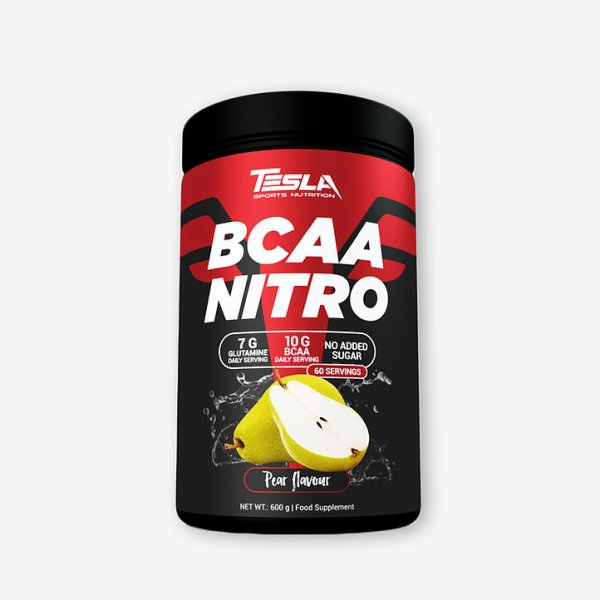BCAA NITRO POWDER 600γρ