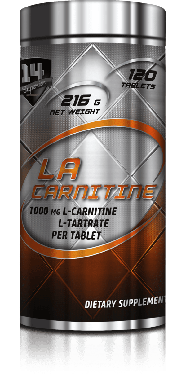 La Carnitine 120 tabs