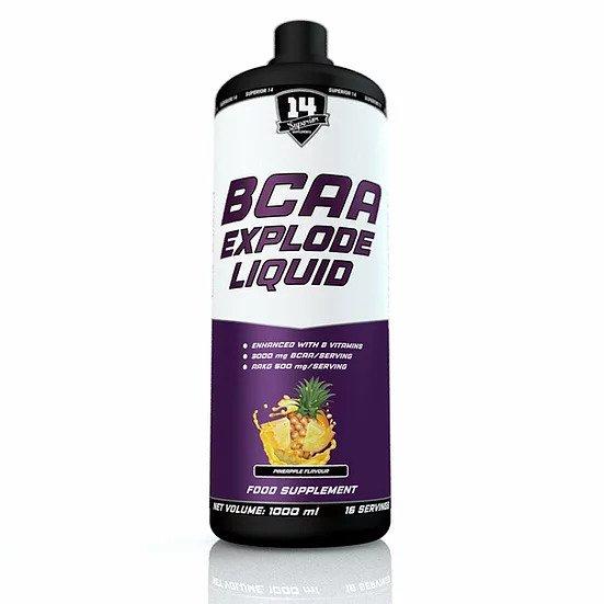 BCAA Explode Liquid.