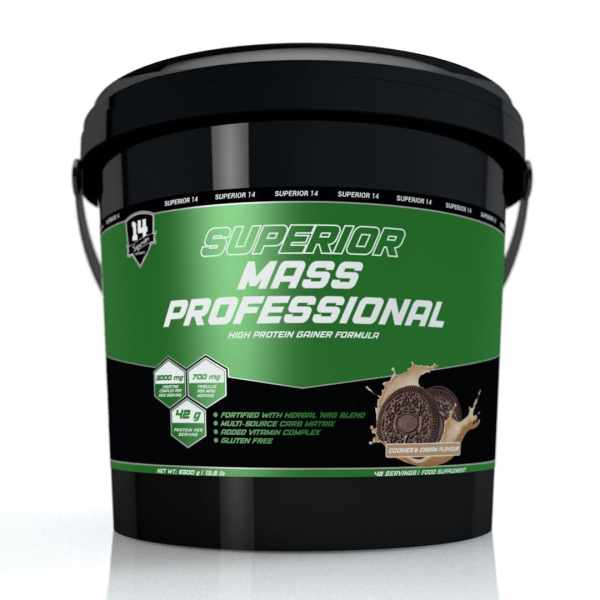 MASS PROFESSIONAL PROTEIN 6300KG COOKIES