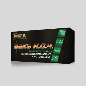 TESLA AAKG N.O.4. 90 Caps