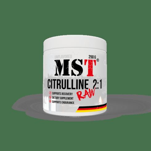 MST Citrulline Powder | Κιτρουλίνη 250 g | Χωρίς γεύση