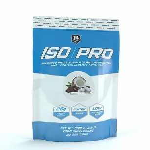 WHEY ISOLATE PROTEIN 1000gr