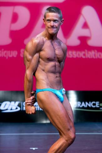 Martin Robichaud - NPAA Bodybuilding