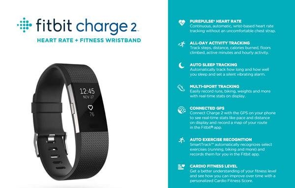 Fitbit Charge 2 vs. Fitbit Blaze: Which is Best For You?