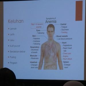 Gejlala-gejala anemia yang perlu diperhatikan