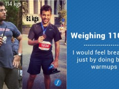 How Running Helped a 26 Year Old Mumbaikar Go From Fat to Fab
