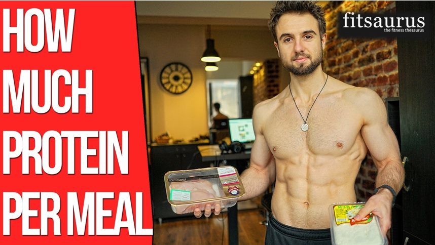 Your body can absorb only this much protein per meal for How much fish oil per day bodybuilding