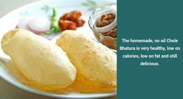 How Many Calories Are There in Chole Bhature & Does It Have Any Health Benefits?