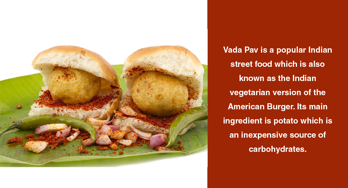How Many Calories Are There In A Vada Pav Does It Have Any Health Benefits