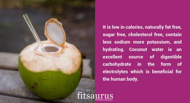 How Many Calories Are There in Nariyal Pani & Does It Have Any Health Benefits?