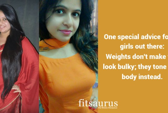 Fitness Story: A Weight Loss Journey that is Fuelled By Passion For Fitness