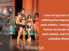 Musclemania Champ & Miss Bengaluru Physique Shruti Kerni Interviews with Fitsaurus