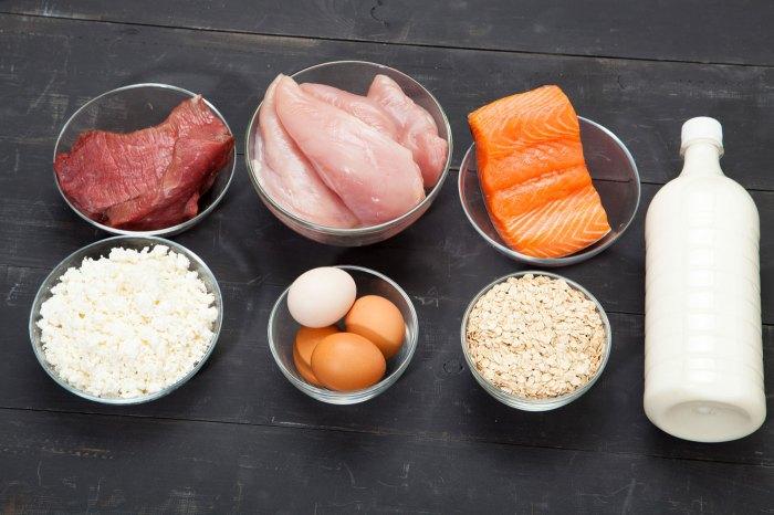 Сколько грамм белка нужно в день?