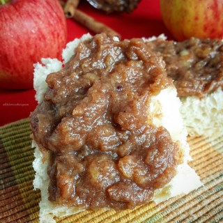 5-Ingredient Slow Cooker Apple Butter