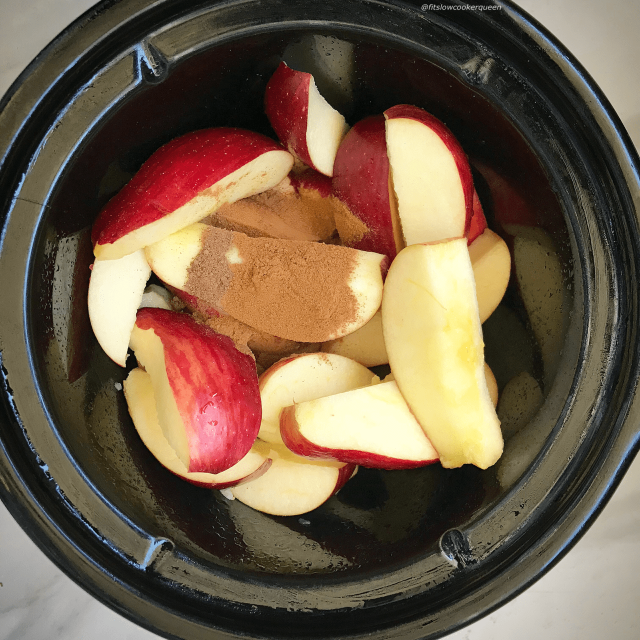 Slow Cooker Apple Butter (Paleo,Whole30)