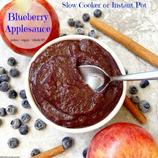 cover pic for 5-Ingredient Slow Cooker Apple-Blueberry Sauce (2)