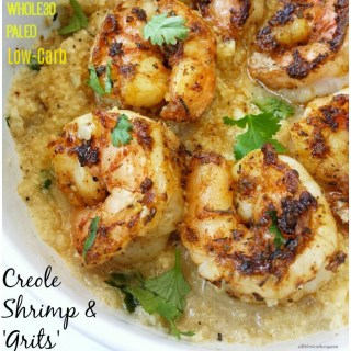 cover pic for Creole Shrimp & Grits