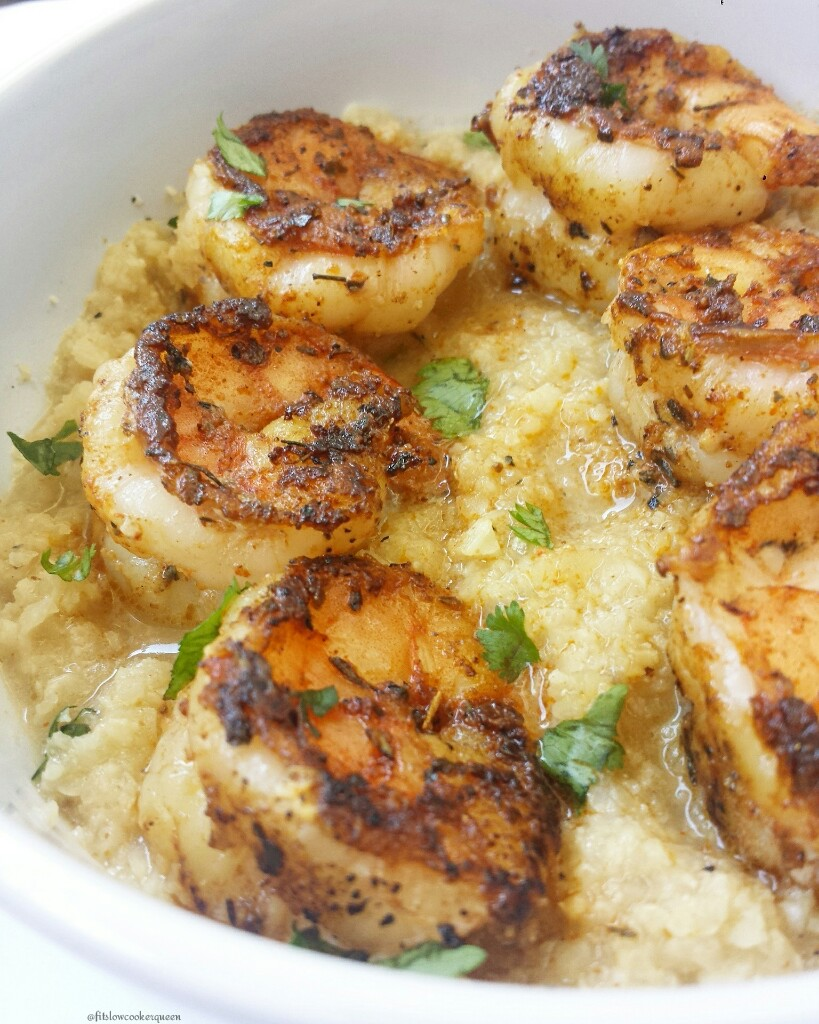 creole shrimp and grits whole30 paleo