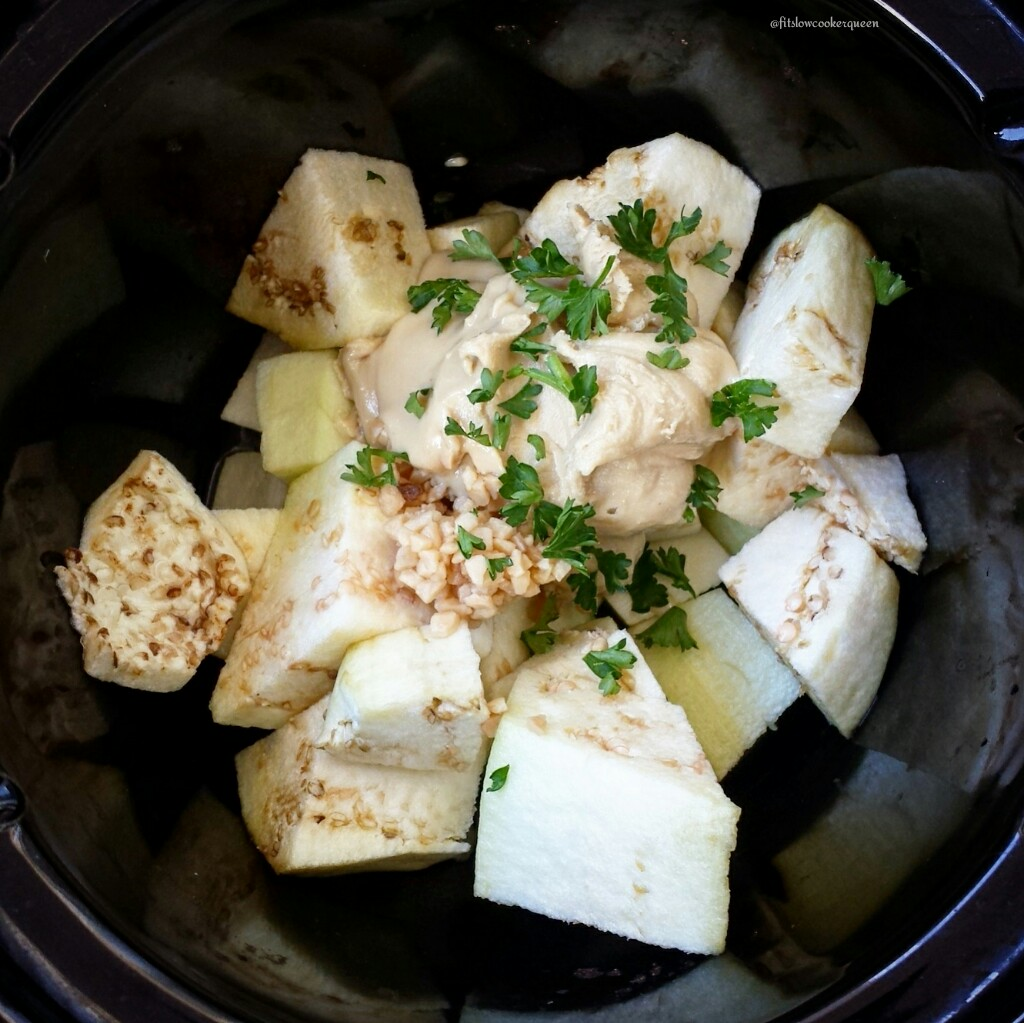 slow cooker baba ganoush 2
