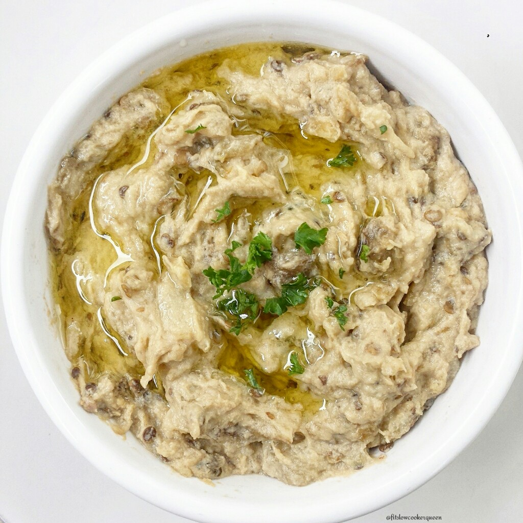 slow cooker baba ganoush 3