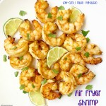 cover pic for Air Fryer Shrimp (Low-Carb, Paleo, Whole30) cover
