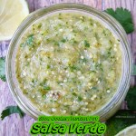 cover pic for Slow CookerInstant Pot Salsa Verde (Low-Carb, Paleo, Whole30)