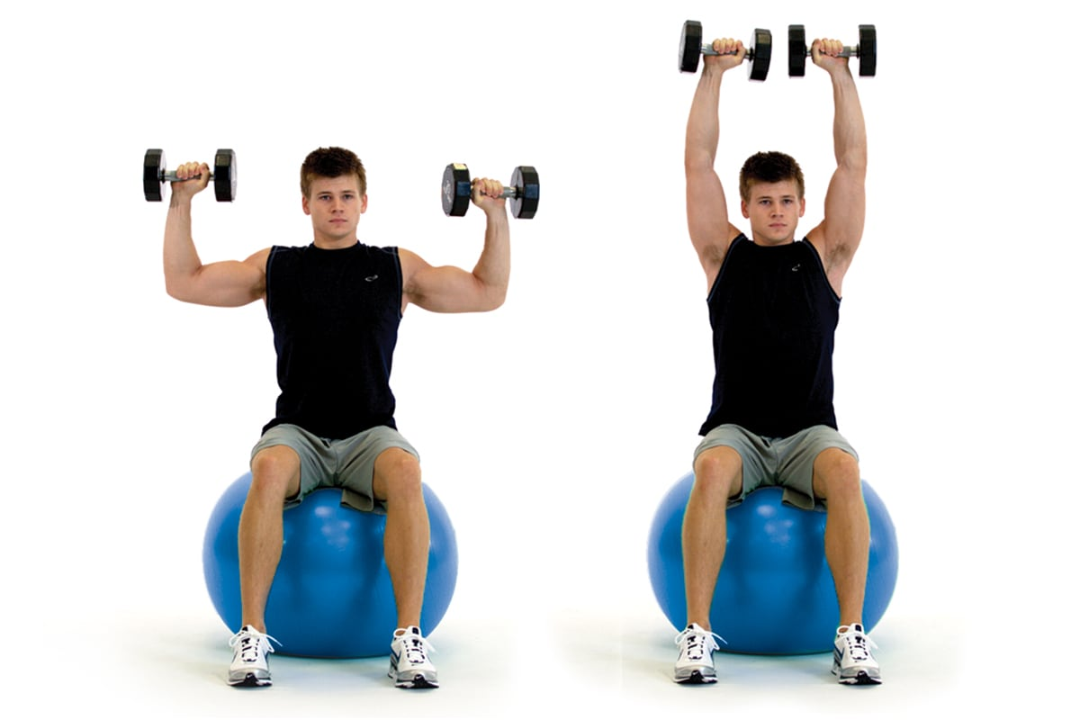 11 Best Shoulders And Biceps And Triceps Workouts For