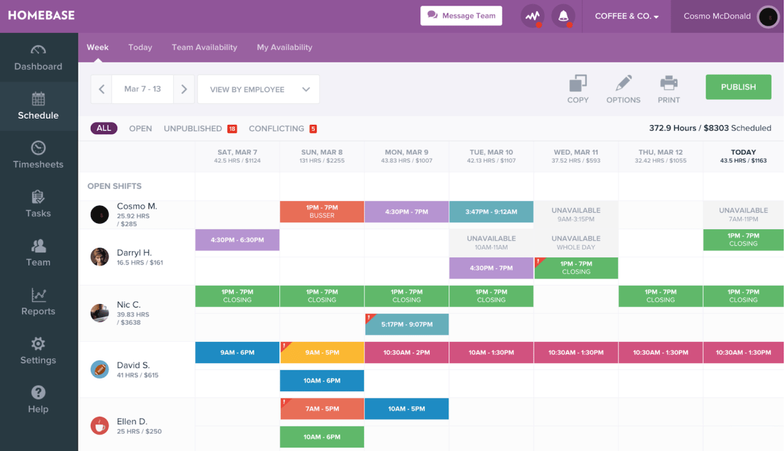 Image Result For Employee Time Tracking Software
