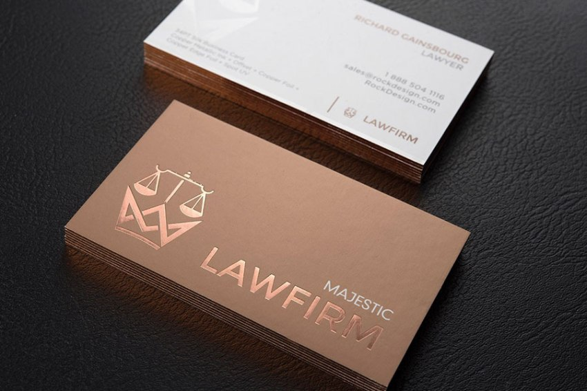 Top 25 Professional Lawyer Business Cards Tips Examples