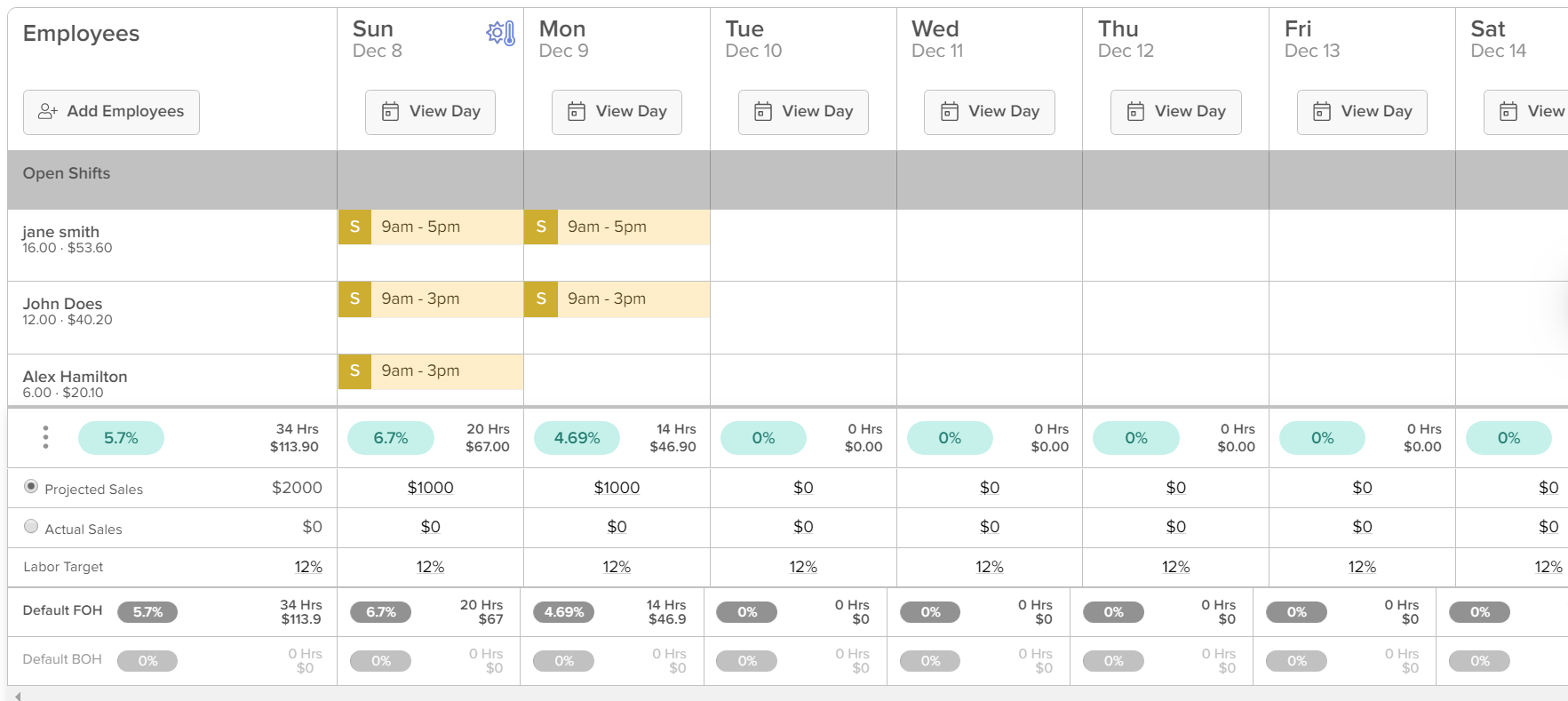 Here is how to create schedule. How To Use A Restaurant Schedule Template Free Templates