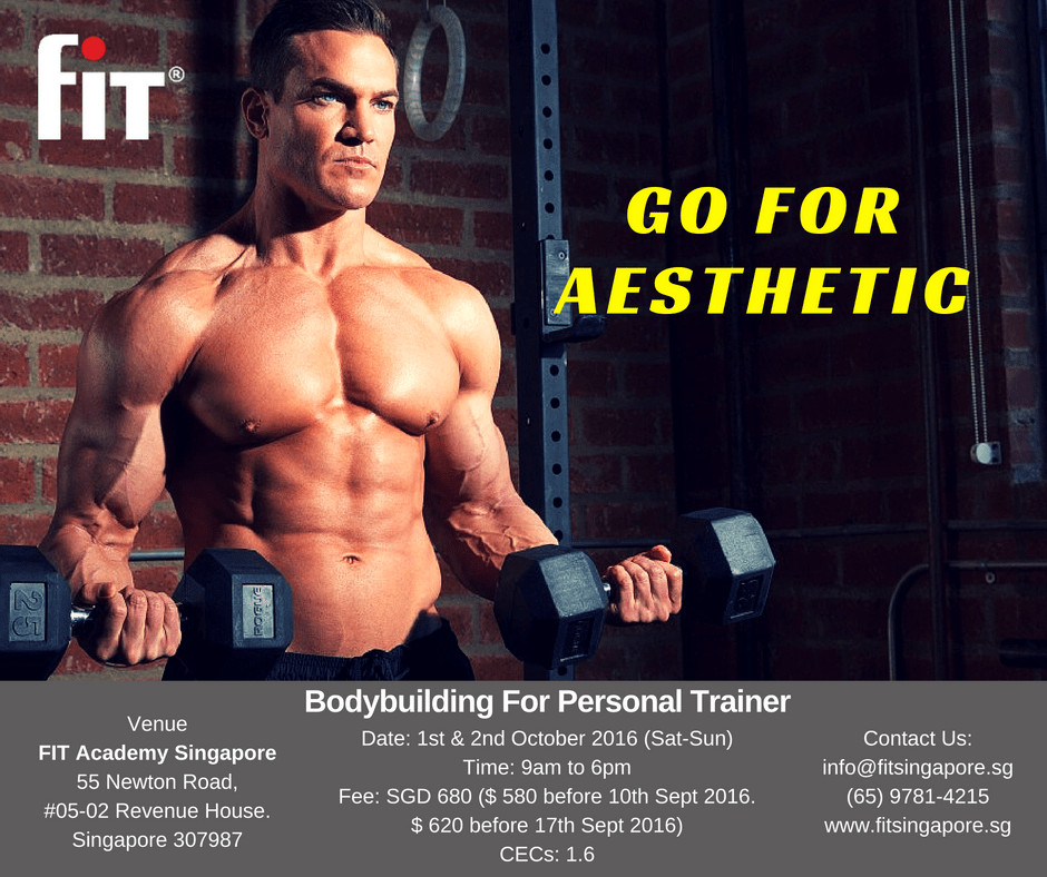 Bodybuilding for Personal Trainer