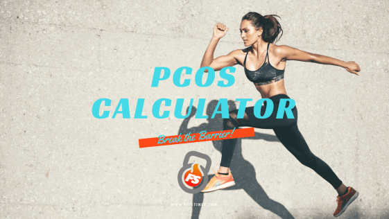 fitstinct pcos calculator