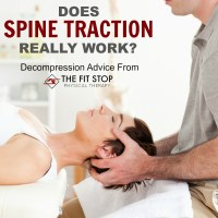 Does spinal decompression therapy work?
