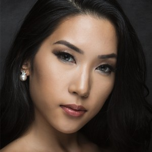 Frances Ahn Fitness Model Toronto Headshot