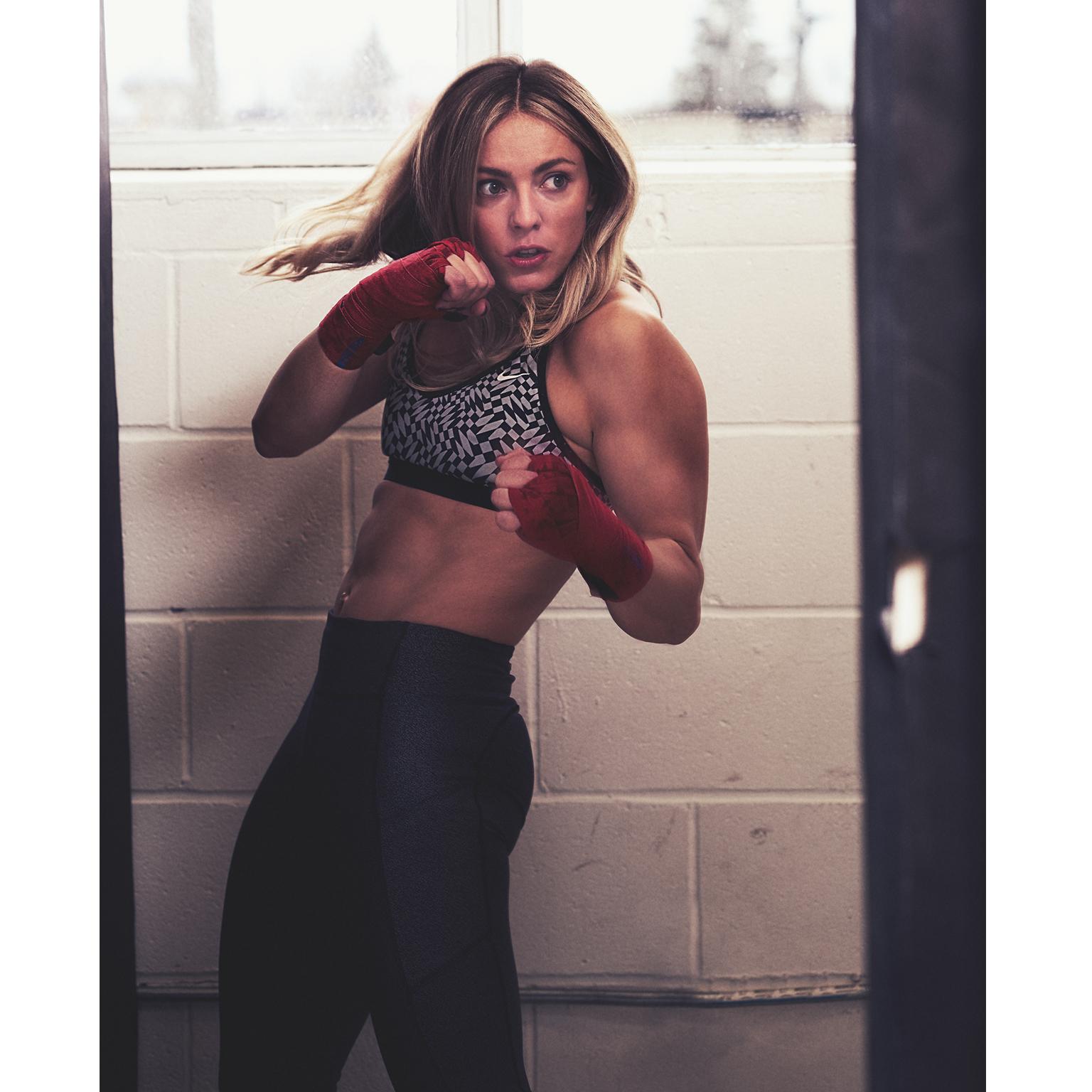 Toronto-Fitness-Model-Agency-Boxing-Commercial-Leslie-Bonniveau