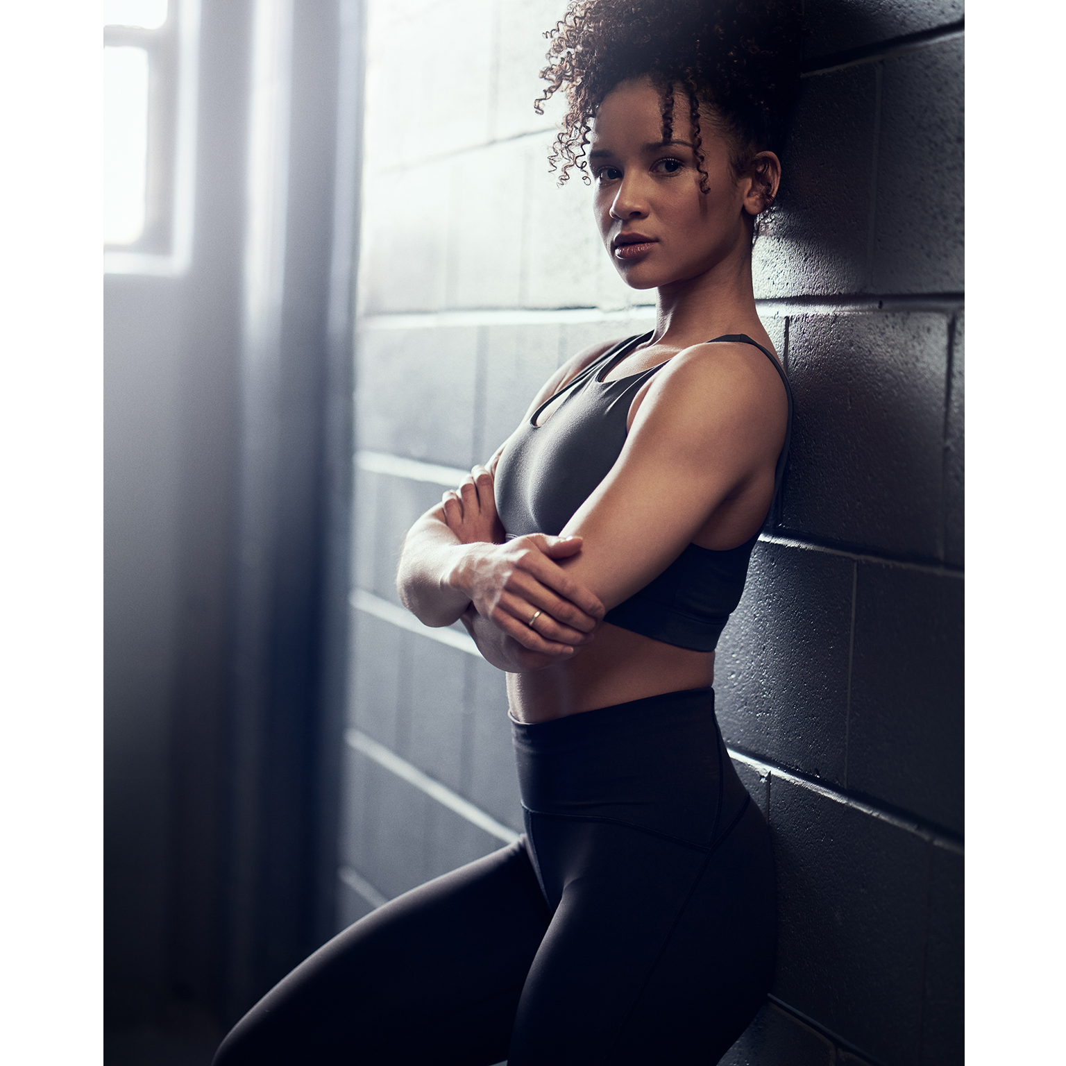 Toronto-Fitness-Model-Agency-Nike-Commercial-Olivia-Mbolekwa