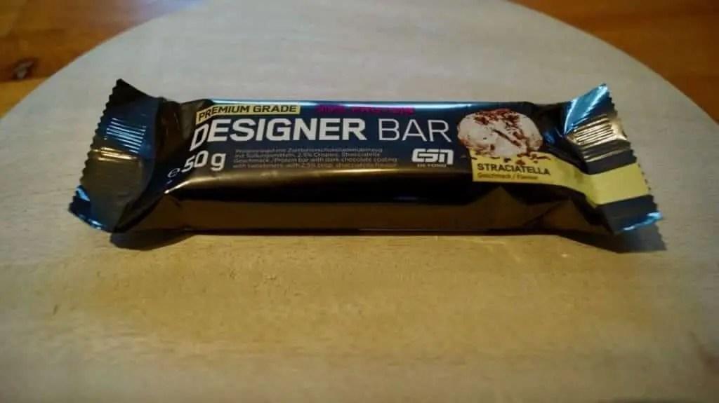 ESN Designer Bar Test - Designer Bar Stracciatella