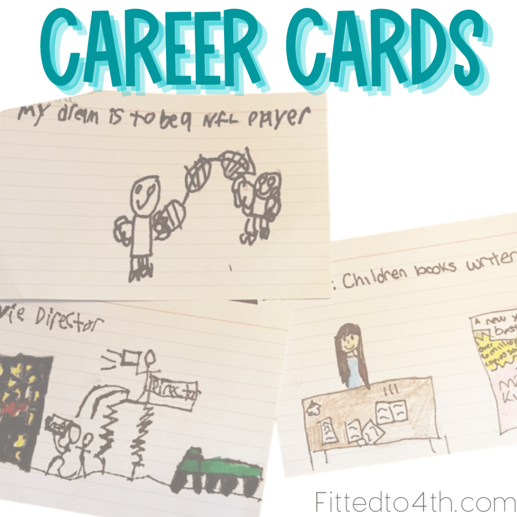 Career cards will take your daily objectives up a notch!
